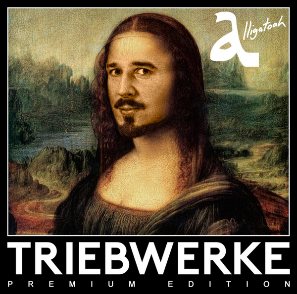 Alligatoah  Triebwerke - Premium Edition  2-CD  Standard